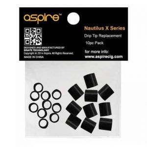 Replacement Drip Tips for Aspire PockeX and Nautilus X