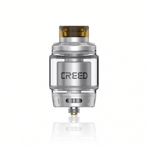 Creed RTA in Silver