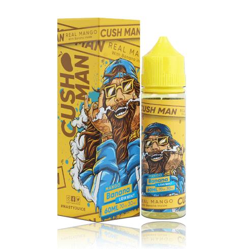 E-liquid Nasty Juice Cush man - Banana mango