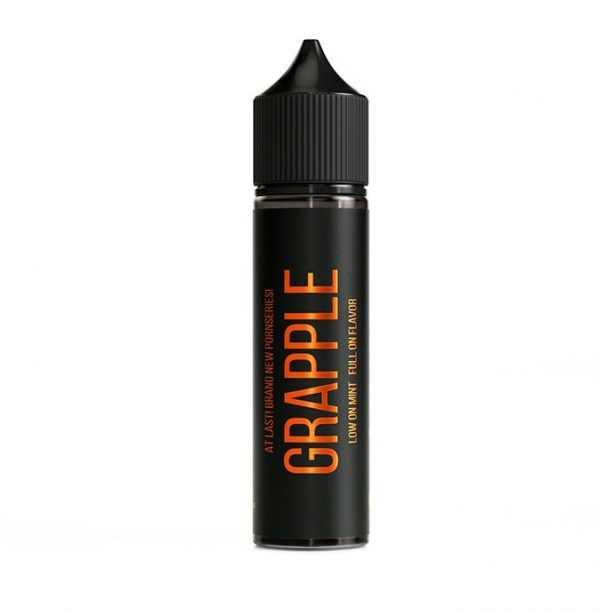 E-liquid Grapple by GoBears PORNSERIES