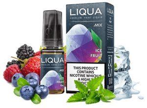 Liqua Ice Fruit e-liquid with fruits and ice
