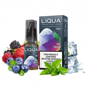 E-liquid Liqua Ice Fruit in 10ml bottle
