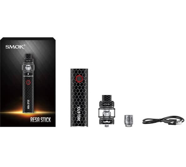 Smok Resa Stick Packaging