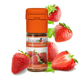DIY Flavour Concentrate Flavour Art Strawberry with Fruits