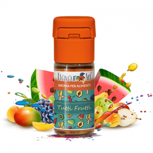 DIY Flavour Concentrate Flavour Art Tutti Frutti with Fruits