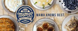 Mama's E-liquids poster