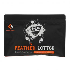 GeekVape Feather Cotton for e-cigarettes