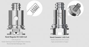 Smok Nord Coils Guide