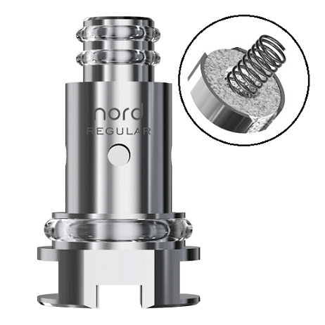 Smok NORD Pod Replacement Cartridge with Coils | VAPEAPE Ireland