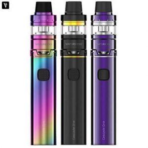 Sub-Ohm E-cigarette Vaporesso Cascade One Kit in all colours