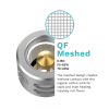 Coil QF Meshed for e-cigarette
