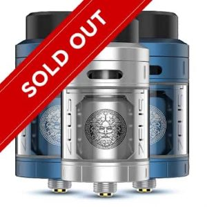 Zeus RTA Sold Out Cover