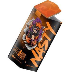 botlle of Nasty Juice Devil Teeth 60ml ejuice shortfill