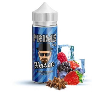 120ml Heisenberg Flavour by Prime e-liquid