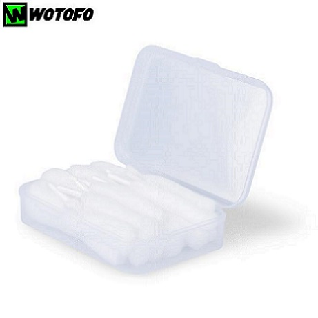 Wotofo Cotton open box DIY Vaping