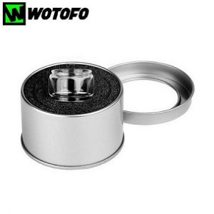 Wotofo Serpent RTA bulb glass