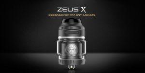 Zeus X RTA by GeekVape