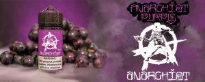 Anarchist Purple - E-liquid Banner