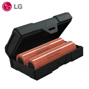 18650 battery LG HG2 with Gorilla Case