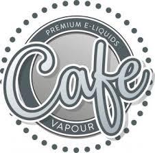 Cafe Vapour Eliquid Logo