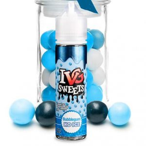 I Love VG Bubblegum NO ICE - 50ml e-liquid bottle