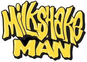 Milkshake Man E-liquid Logo