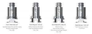 Vape Pen Nord 22 Heating Coils