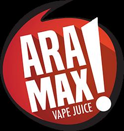 Aramax e-Liquid logo