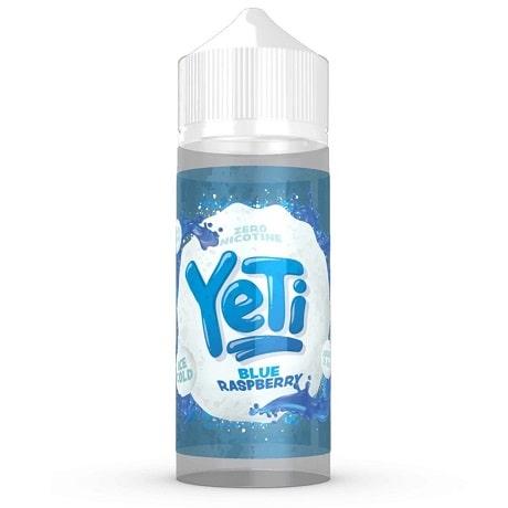 Dr. Frost Blue Raspberry Ice 120ml vape juice bottle