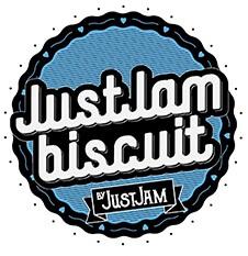 Just Jam Biscuit E-liquid Logo