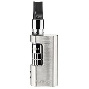 JustFog Compact C14 starter kit in silver