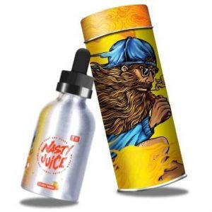 Cush Man E-juice Bottle Nasty Juice