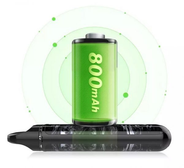 Battery of Smoktech Novo 2