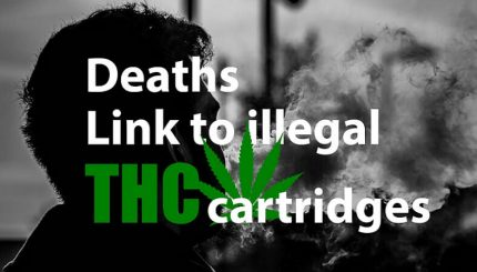 Deaths Link to THC Cover Pic