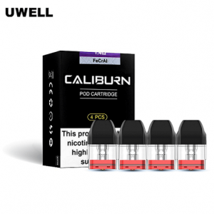 Caliburn Pods by Uwell - Replacement Pod coils with box