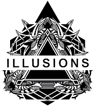 Illusion vape e-liquid logo