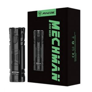 Mechman 80W vape tube mod by Rincoe