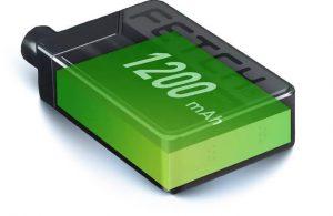 Battery Size of SMok Fetch