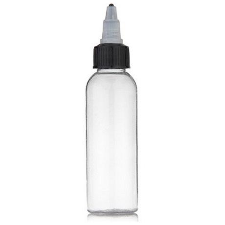 Empty e-liquid bottle 60ml twist cap