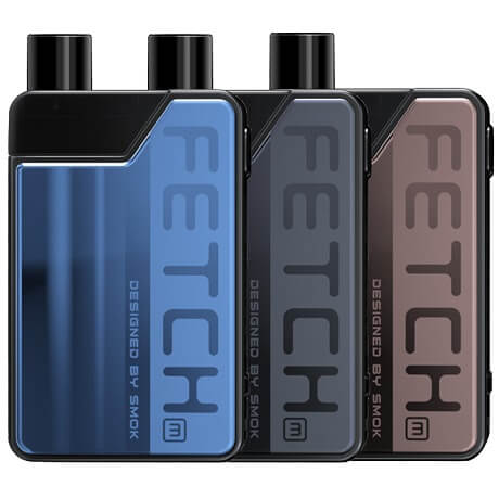 Smok Fetch Pod System in all colours cover picture