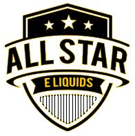 All Star Logo white