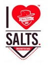 I love Salt nicotine salt e-liquid logo