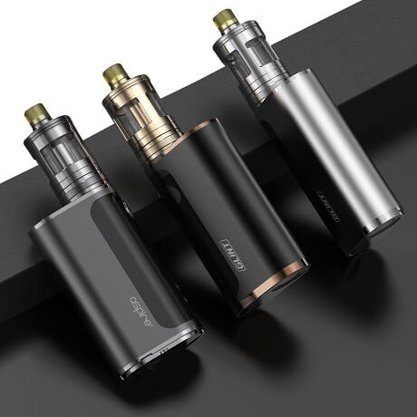 Aspire Nautilus GT kit poster all colours