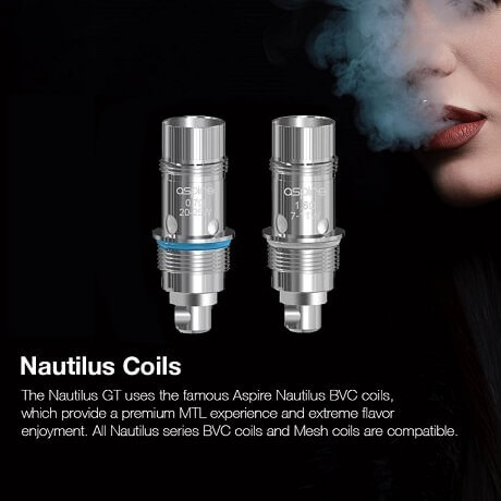 Nautilus for GT vape tank