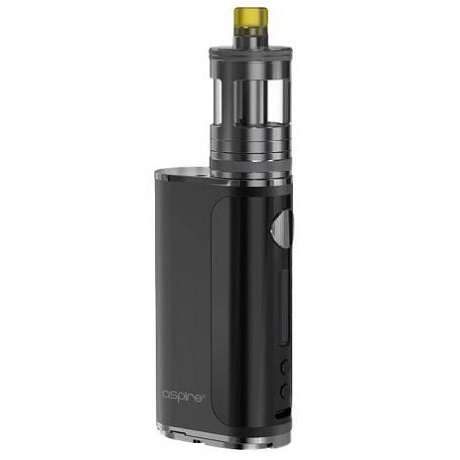 Aspire Glint with Nautilus GT vape tank in Gun Metal