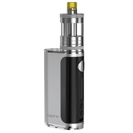 Aspire Glint with Nautilus GT vape tank in Stainless Steel