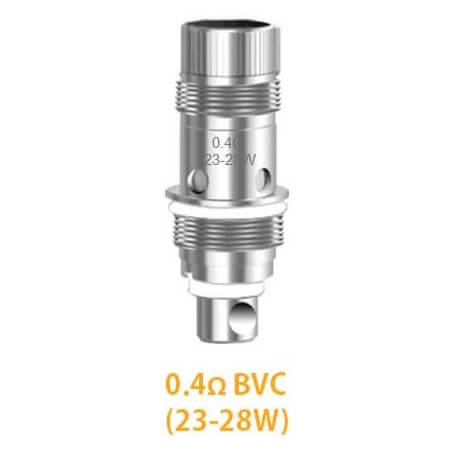 Nautilus BVC Coil 0.4ohm Aspire