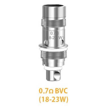 Nautilus BVC Coil 0.7ohm Aspire