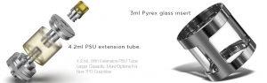 PSU Tube and original Glass Aspire