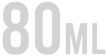 80ml vape e-liquid bottle category text